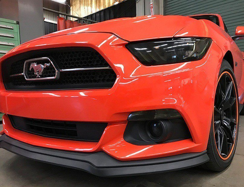 Razor Lip Front Bumper Styling Strip