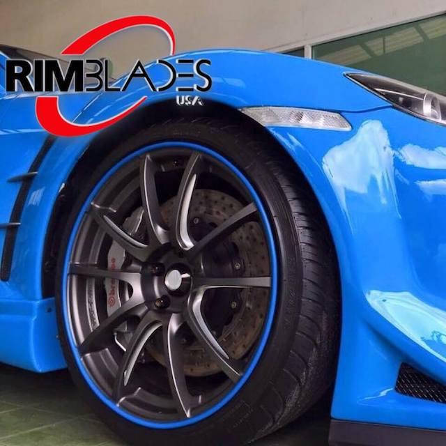 Blue RimBlades