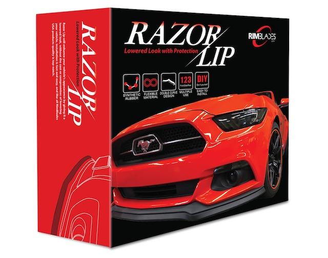 Razor lip box