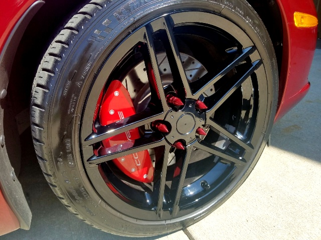 Spike lug nut covers dodge
