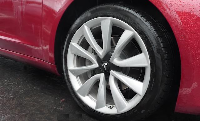 Tesla sport wheel